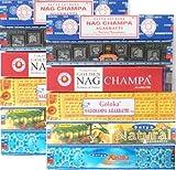 Räucherstäbchen 12 Schachteln