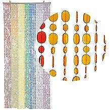 Amazon.it: tende a fili con perline