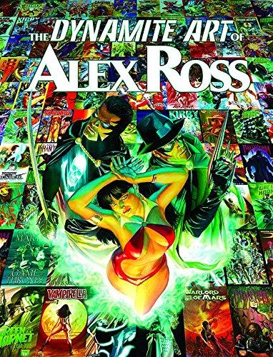 The Dynamite Art of Alex Ross por Alex Ross