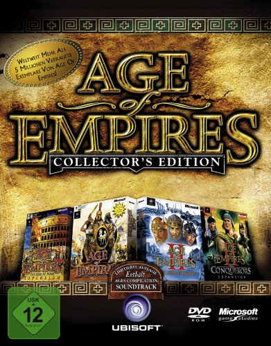 Age of Empires Collector\'s Edition