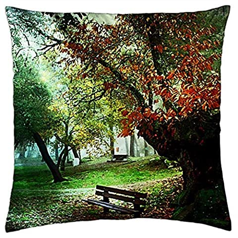 Garden Of Romance - Throw Pillow Cover Case (16