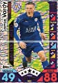 2016/17 Match Attax Extra Jamie Vardy Hat Trick Hero Card Hh3 Leicester