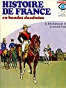 Histoire de France en bandes déssinées - n°19 - La révolution de 1848 - Le second empire par Ollivier
