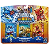 Skylanders Giants-Pack - Scorpion Striker, Zap, Hot Dog (Wii/PS3/Xbox 360/3DS/Wii U)