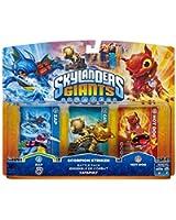 Skylanders Giants-Pack - Scorpion Striker, Zap, Hot Dog (Wii/PS3/Xbox 360/3DS/Wii U)