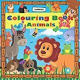 Colouring Book Animals: For Children from 3 Years Old