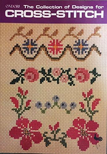 Collection of Designs for Cross Stitches (Ondori) (Stitch Western)