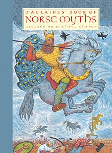 D'Aulaires' Book Of Norse Myths (New York Review Children's Collection) por Ingri D'Aulaire