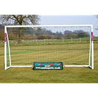 Samba 3x2m Futsal Goal with Ground Anchors Net Carry Bag
