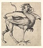 The Museum Outlet – Griffin – Poster Print Online Buy (101,6 x 127 cm)