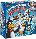 """Ravensburger 21288 - Kinderspiel """"Plitsch-Platsch Pinguin"""""""