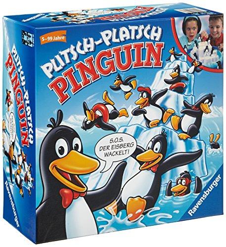 Preisvergleich Produktbild Ravensburger 21288 - Plitsch-Platsch Pinguin