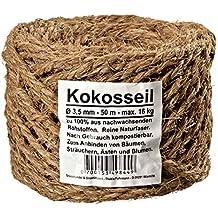 cuerda de coco para jardineria