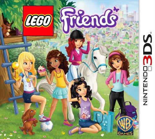 Lego Friends - [Nintendo 3DS] Lego-spiel Für Den Nintendo 3ds