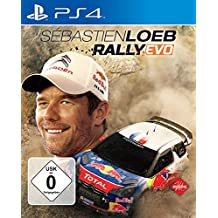 Sebastien Loeb Rally Evo - (FSK 18) (PS4) [Edizione: Germania]