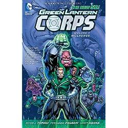 Green Lantern Corps Vol. 3: Willpower (The New 52) - Ingles