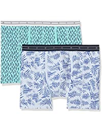 Scotch & Soda Classic Boxer with Colourful All-Over Printed Pattern, Short Homme
