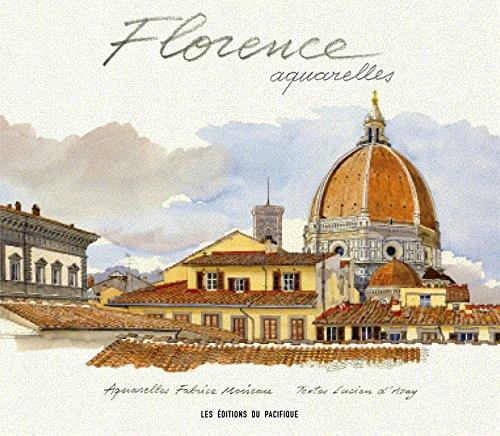 Florence Sketchbook (Sketchbooks) por Fabrice Moireau