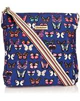 SWANKYSWANS® Costello Butterfly Crossbody Mädchen Umhängetasche