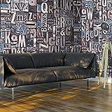 murando - Fotomurales PURO 10 m - Papel pintado tejido no tejido - m-A-0192-j-c