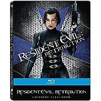 resident evil - retribution (ltd steelbook) BluRay Italian Import