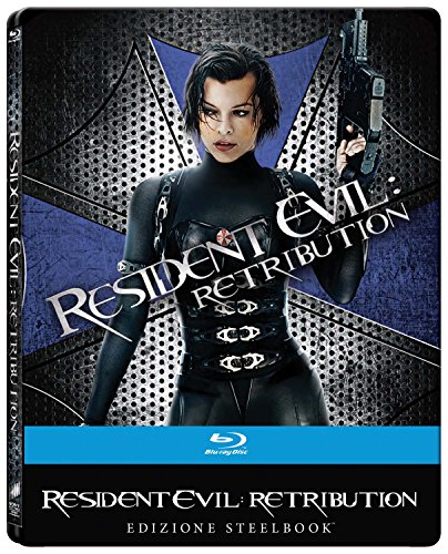 Resident Evil 5: Retribution (Steelbook Blu-Ray)