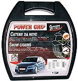 'Power Grip' 09B090, Catene da neve auto 9 mm, Misura 090