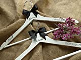 Bridal or Prom Hangers. Wedding Dress Hanger. Wedding Party Hangers