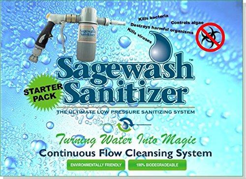 sagewash-sanitizer-professional-starter-pack-dog-kennel-cleaning-system-a-must-for-breeders