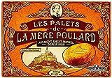 La Mère Poulard Boîte Carton Collector Palets 300 g - Lot de 3