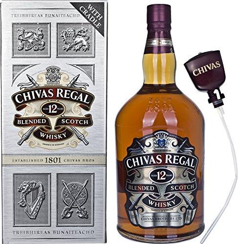 chivas-regal-scotch-12-years-old-mit-pumpe-mit-geschenkverpackung-whisky-1-x-45-l