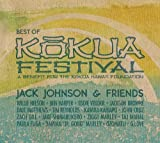 Best of Kokua Festival by JACK JOHNSON (2012-08-03) -