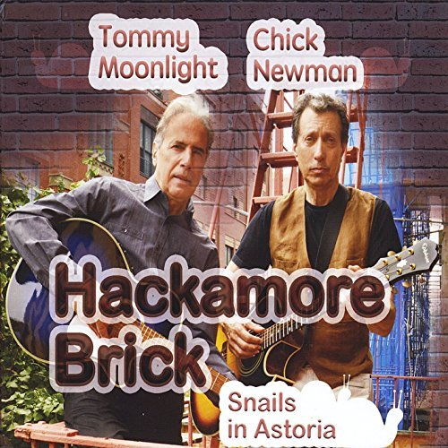 Snails in Astoria by Hackamore Brick