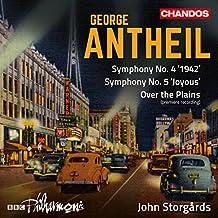 Antheil / Orchestral Works, Vol.1