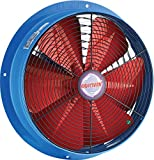 Gebläse Axialventilator Ventilator Lüfter Industrie Abluft Leise ø250 1200m³/h