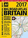 AA Big Road Atlas Britain 2017 (AA Ro...