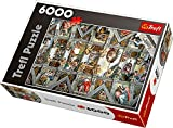 TREFL - Puzzle con marco, 6000 piezas (65000)