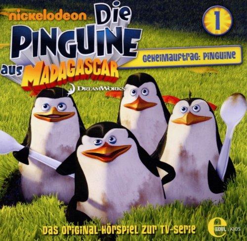 Die Pinguine aus Madagascar - Folge 1: Geheimauftrag: Pinguine