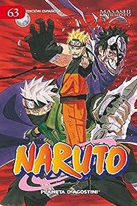 Naruto nº 63/72 par Masashi Kishimoto