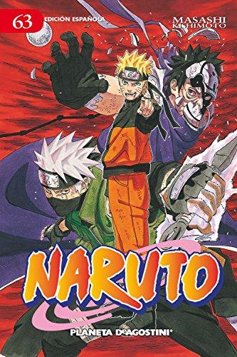 Naruto nº 63/72 por Masashi Kishimoto
