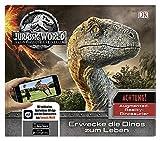 Jurassic World: Das gefallene Königreich. Erwecke die Dinos zum Leben: Augmented-Reality-Dinosaurier. Mit exklusiver, kostenloser AR-App und den Dinosauriern aus Jurassic World