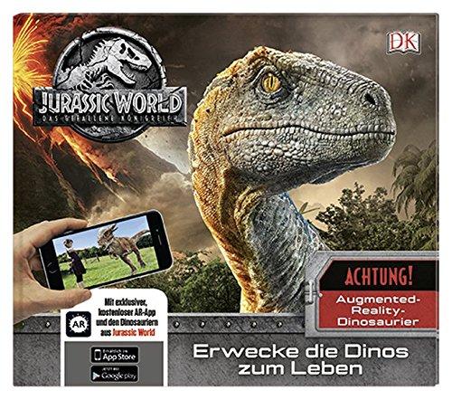 Shopping - Ratgeber 6164oXECB6L Empfehlungen zum Kinostart Jurassic World - Das gefallene Königreich