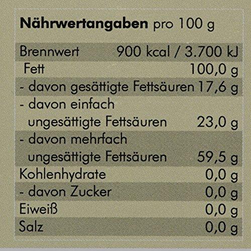 manako Schwarzkümmelöl human, kaltgepresst, 100{c20702855460e644116aec8a13e79d1d0b2c9f4def1734d5d51e6d1857ef9728} rein, 1000 ml Glasflasche (1 x 1 l)