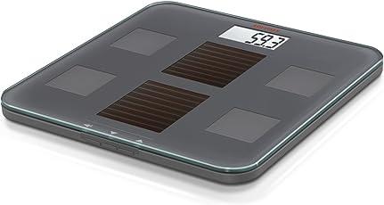Soehnle 63342 Digitale Personenwaage Solar Fit