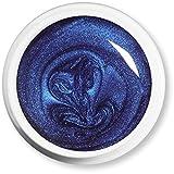 Maica Germany UV-Farbgel Metallic blue, 1er Pack (1 x 10 g)