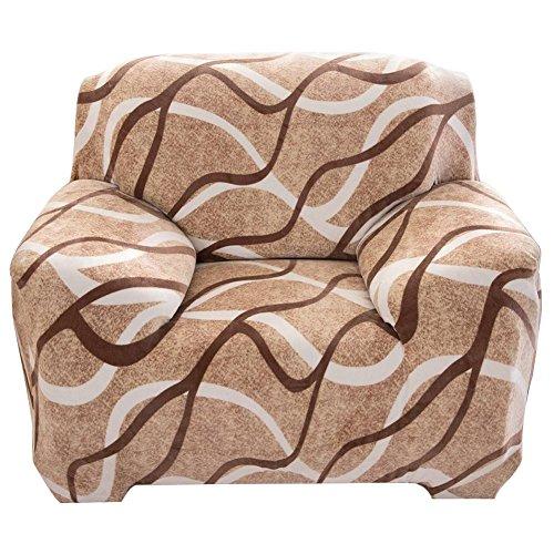 Powlance Vine Blume Thin High Elastic Bettüberwurf Sofa, Couch Tight Wrap Handtücher Single (Vine-serie Single)