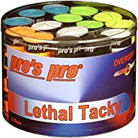 Pros Pro 60 Overgrip Lethal Tacky profile colored