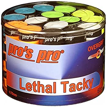 Pros Pro 60 Overgrip Lethal...