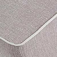 Alfresia Replacement Conservatory Furniture Chair Cushion - High Back, Quality Fabric with Piped Edging, Thick Luxury Foam & Blown Fibre Filling from Alfresia