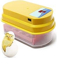 Incubatrice 12 uova covatrice macchina per cova artificiale incubazione uova
